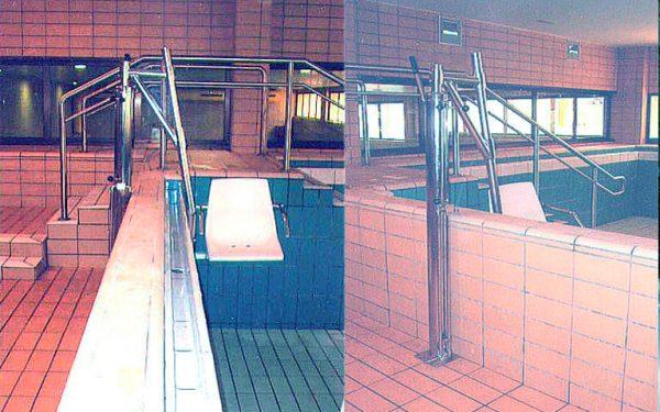 Elevador hidraúlico spa