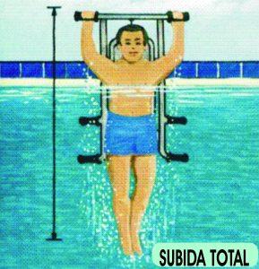 entrenamiento agua aquafitness berri